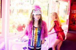 When in Summer kids fashion editorial