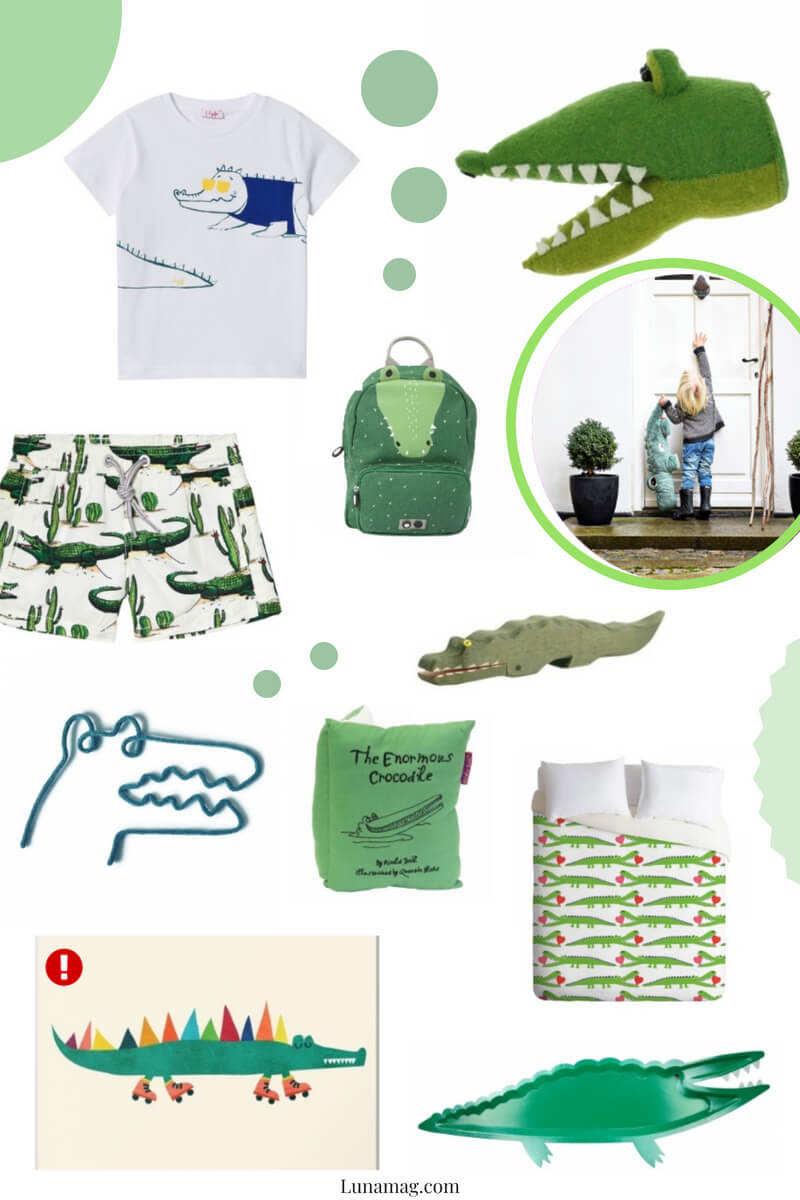 Zootastic: The best crocodile styles for the little ones!