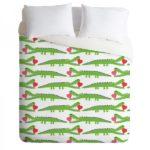 alligator bedding