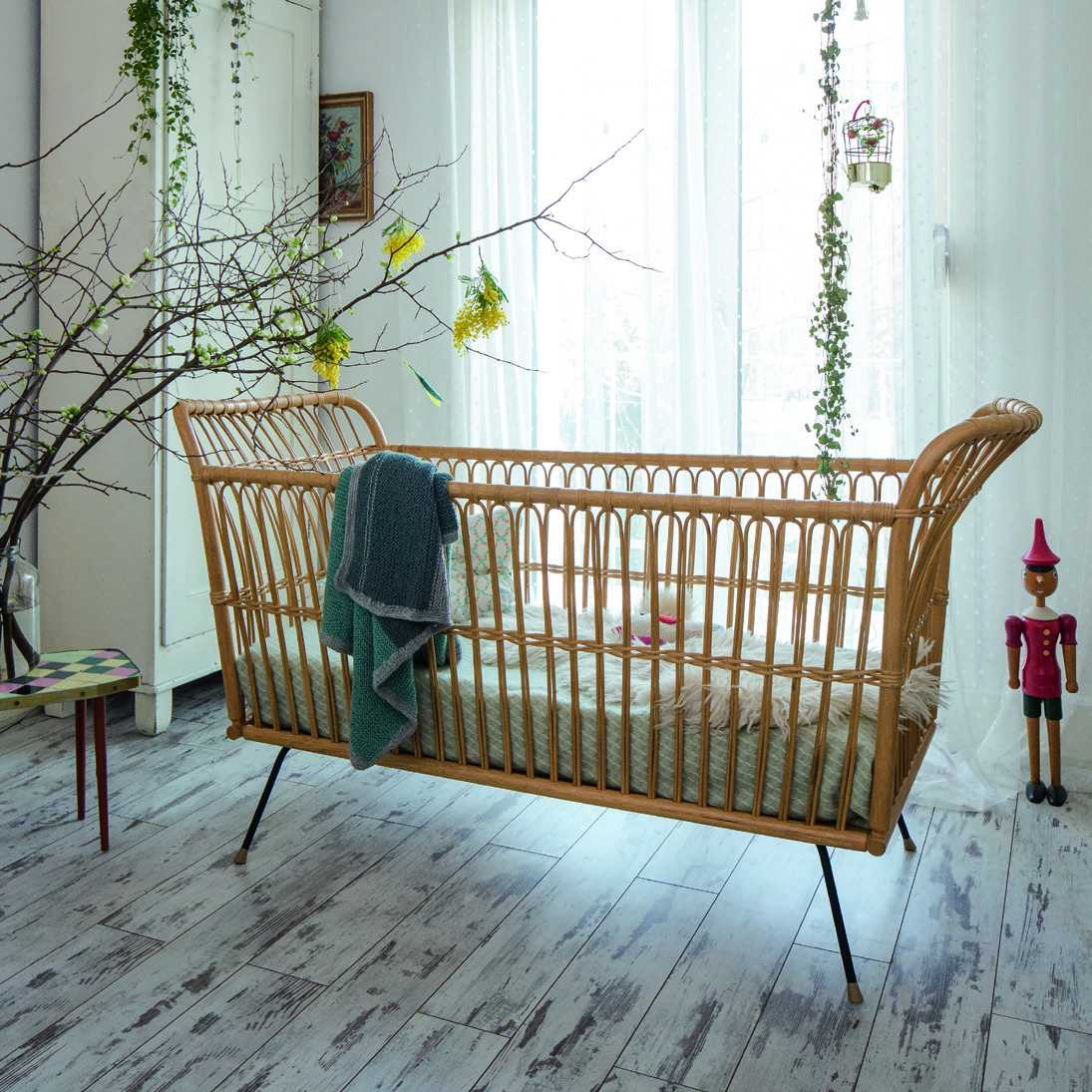 bermbach frederick baby cot