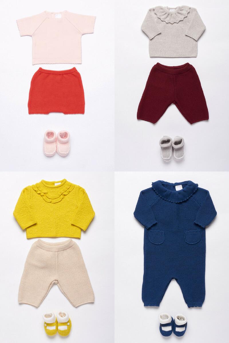 molli baby knits