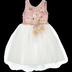 papillon tutu dress