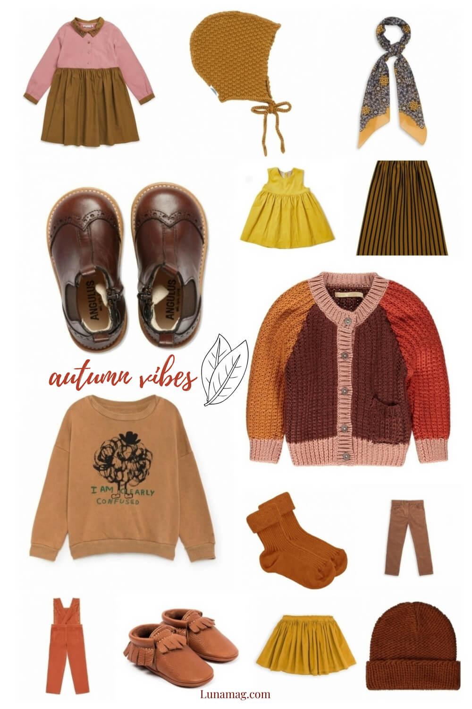 Autumn shades for children! s
