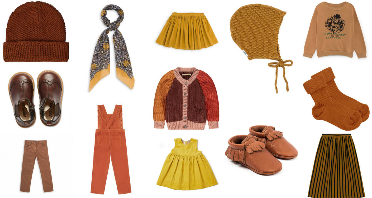 Autumn shades for children!