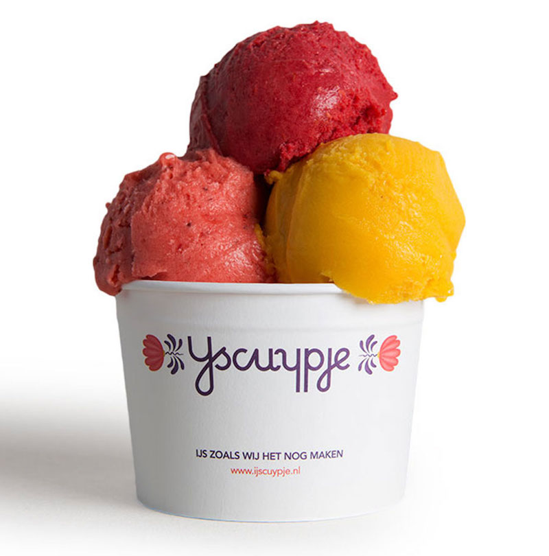 Ice Cream shop Ijburg