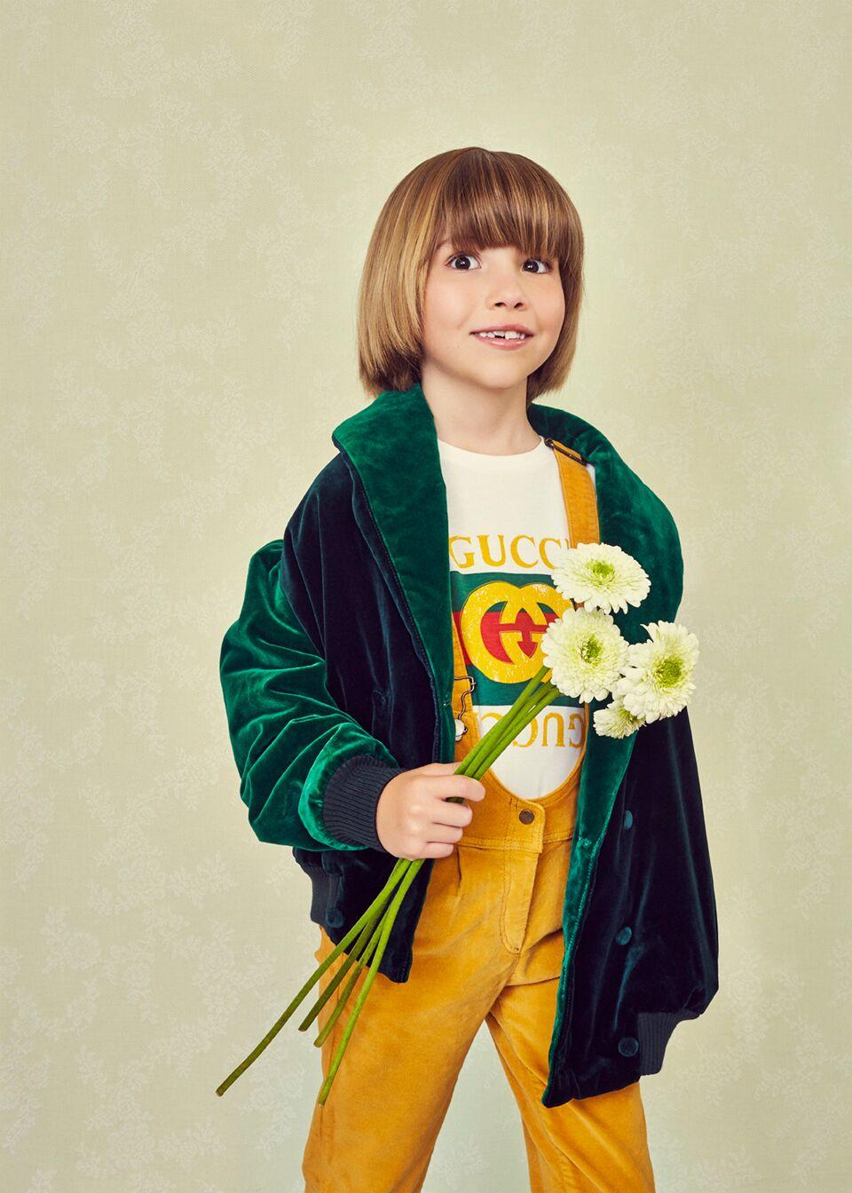 PARTY WEIRDO kids fashion editorial