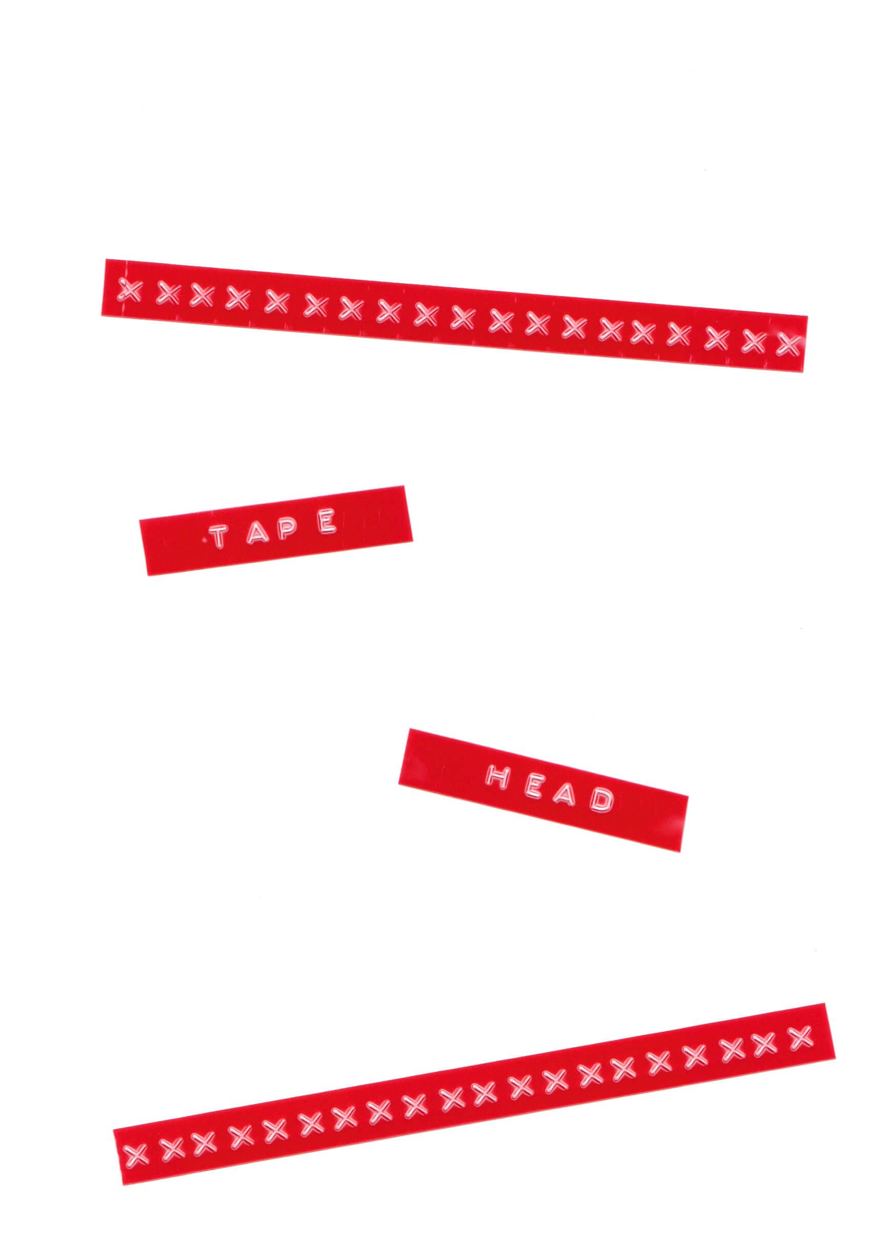Lunamag.com editorial Tape Head