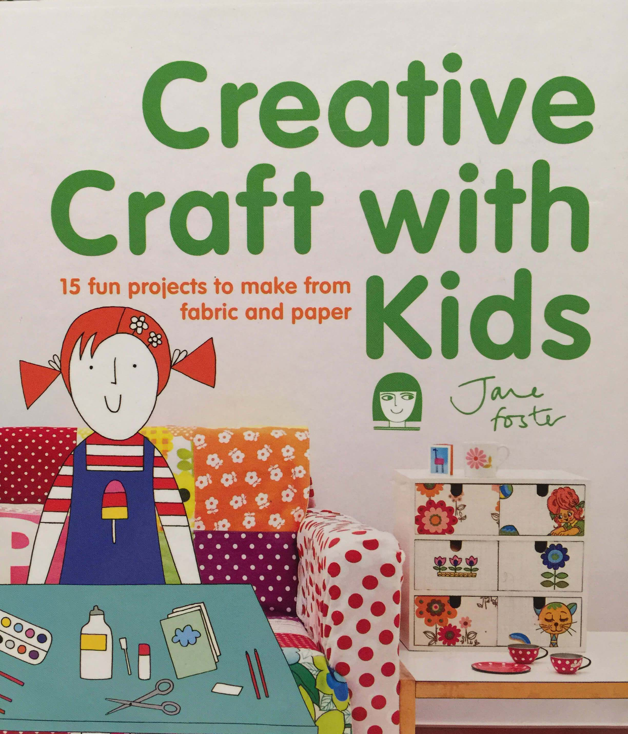 creative craft with kids jane foster