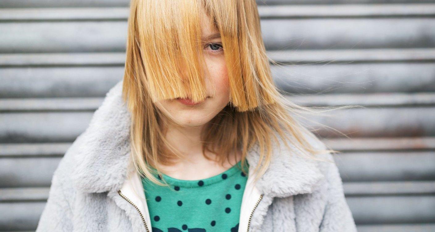 Children's fashion trend: Faux Fur jackets