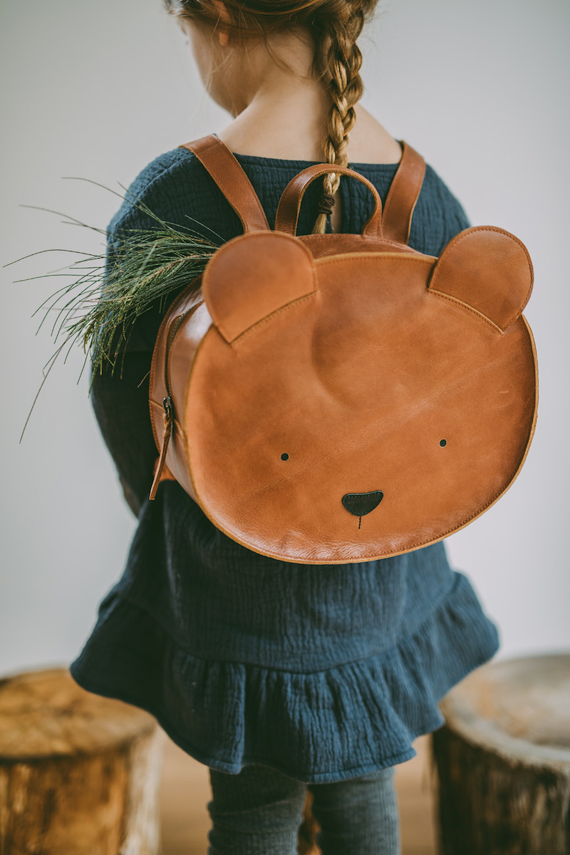 Donsje bear backpack