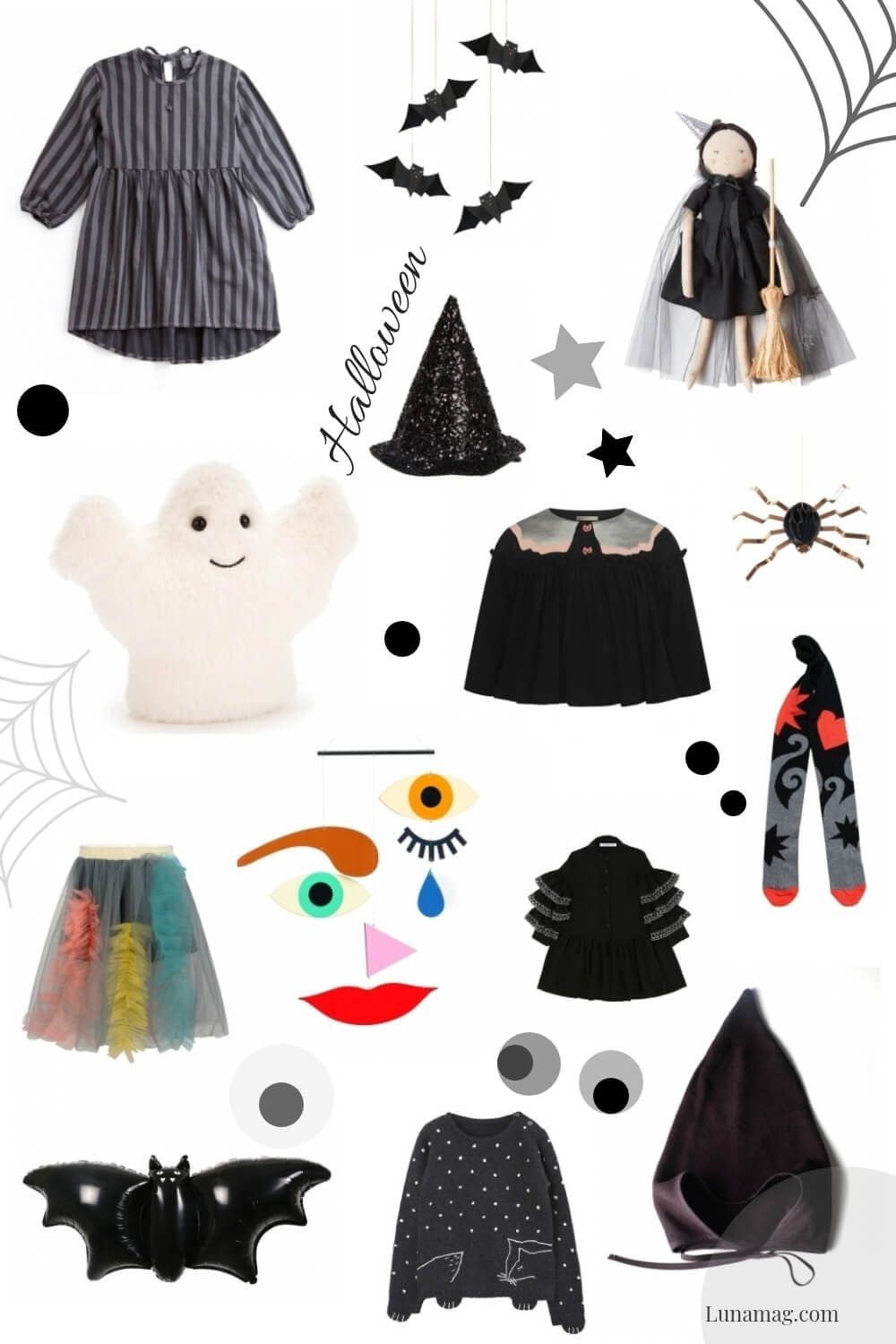 Lunamag.com: Are you ready for Halloween?