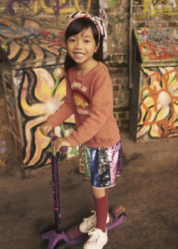 Lunamag.com kids fashion editorial street kids ss