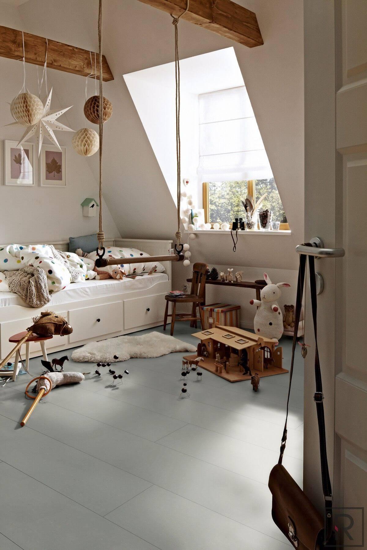 Lunamag.com: natural children's room