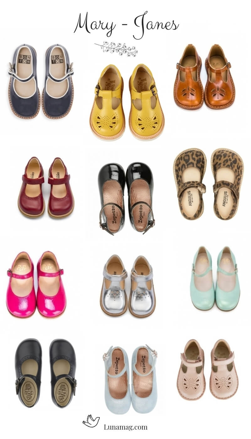The best Mary Jane shoes for your girl
