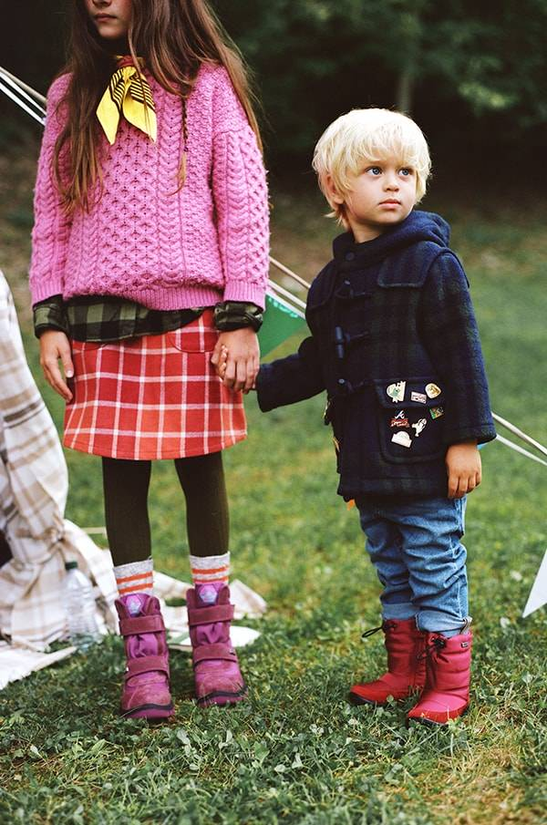 Wonderful children shoes for Autumn from Naturino