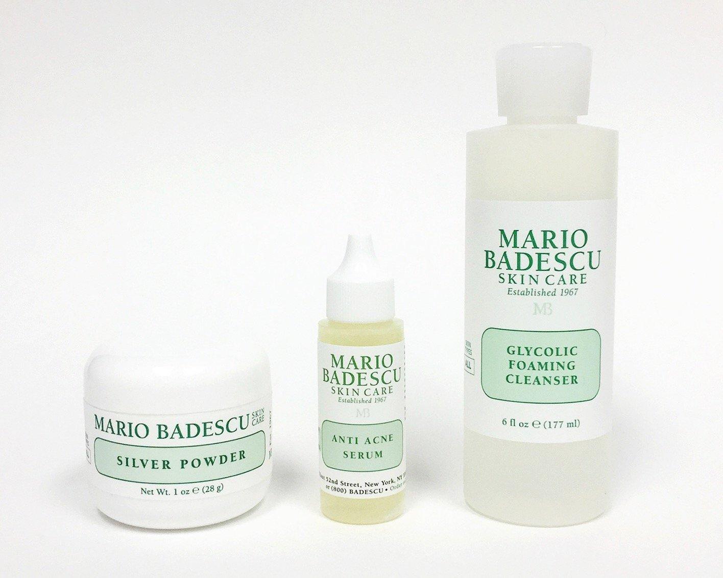 mario badescu acne teen skin care