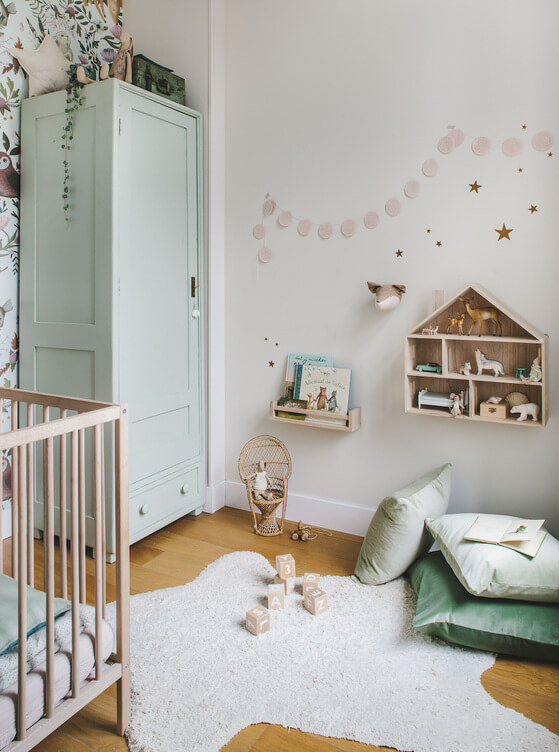 Tips for designing small children's rooms