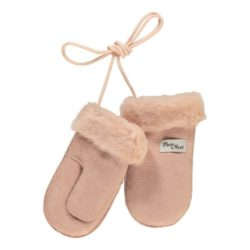 leather mittens petit nord