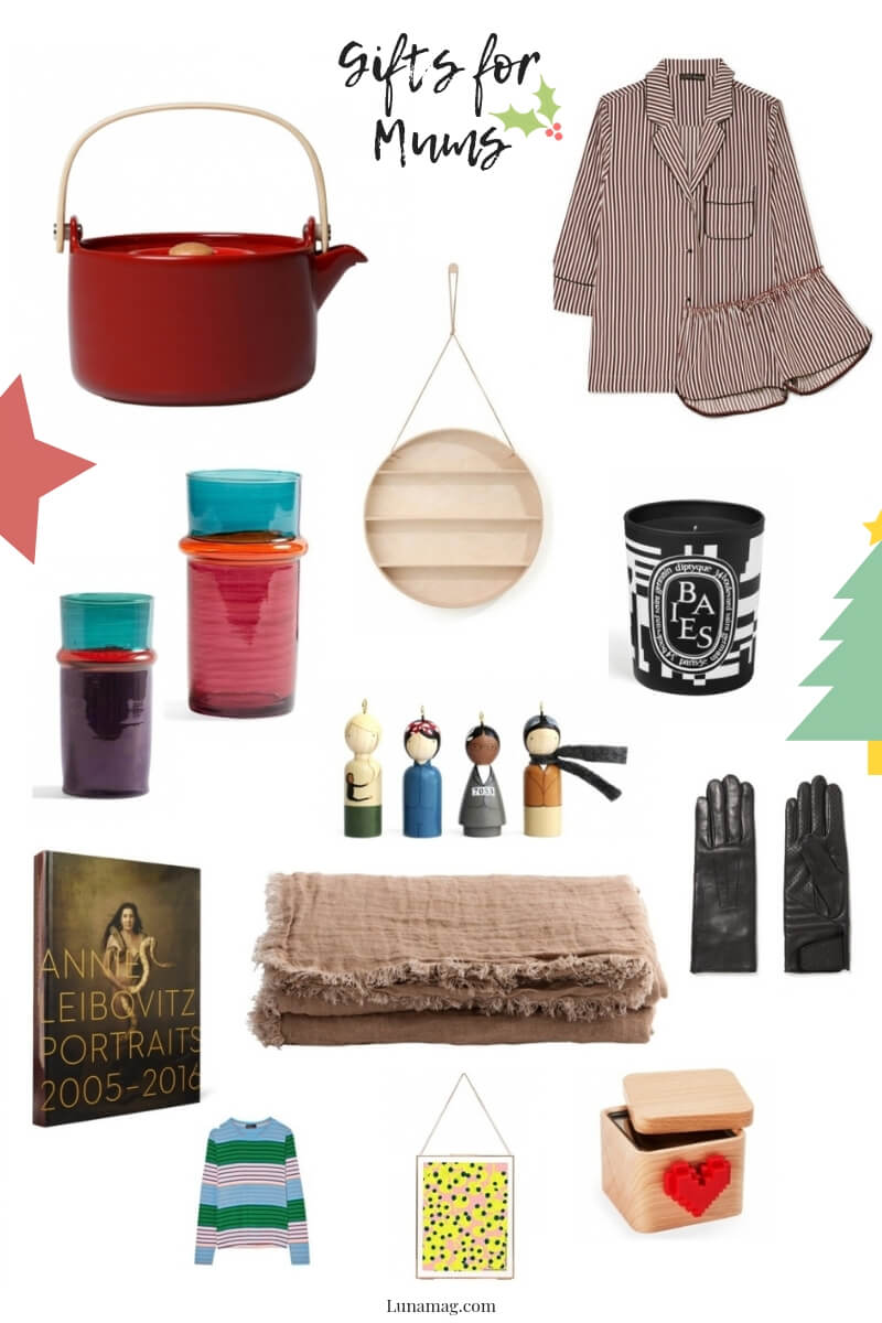 Gift Guides 2018 - Mums