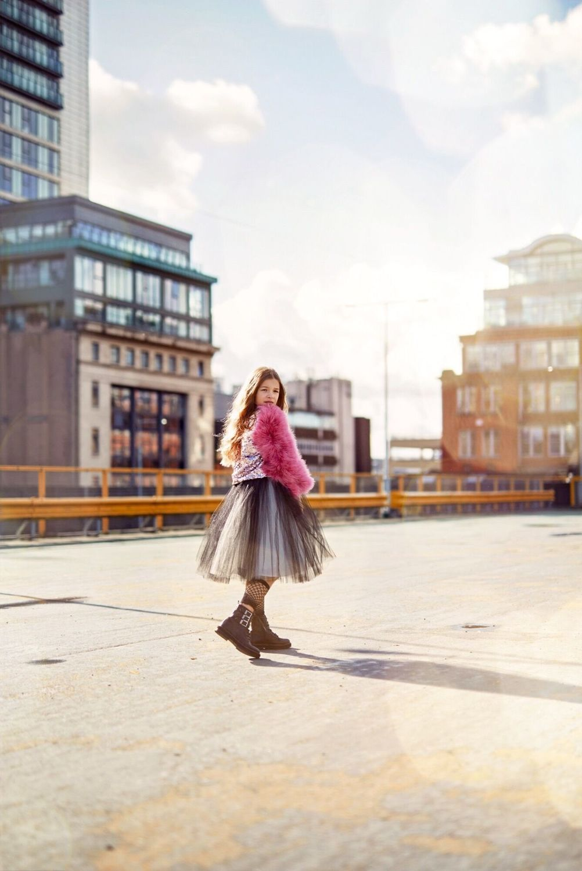 Lunamag.com kids fashion editorial Urban Angels