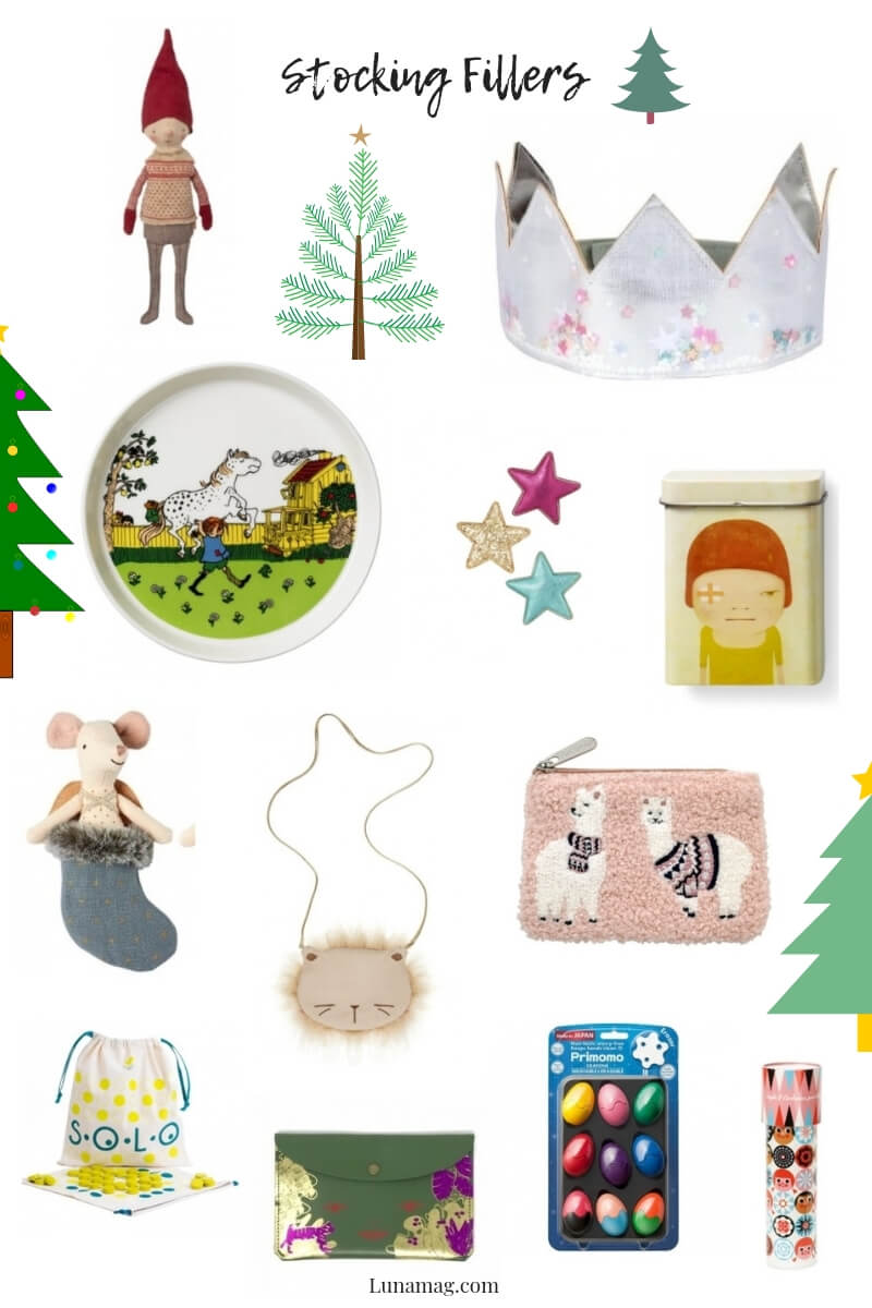 Stocking Fillers gift ideas 2018