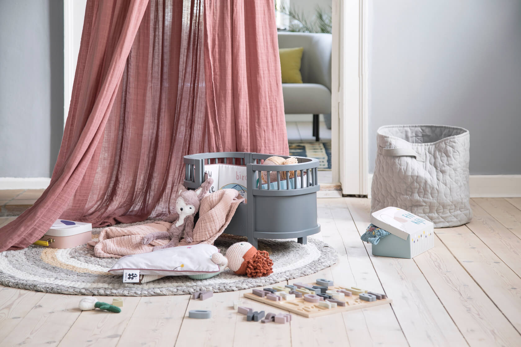 Your Guide to a Cosy & Beautiful Baby's Room