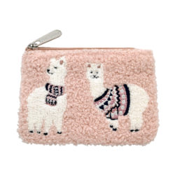 alpaca coin purse