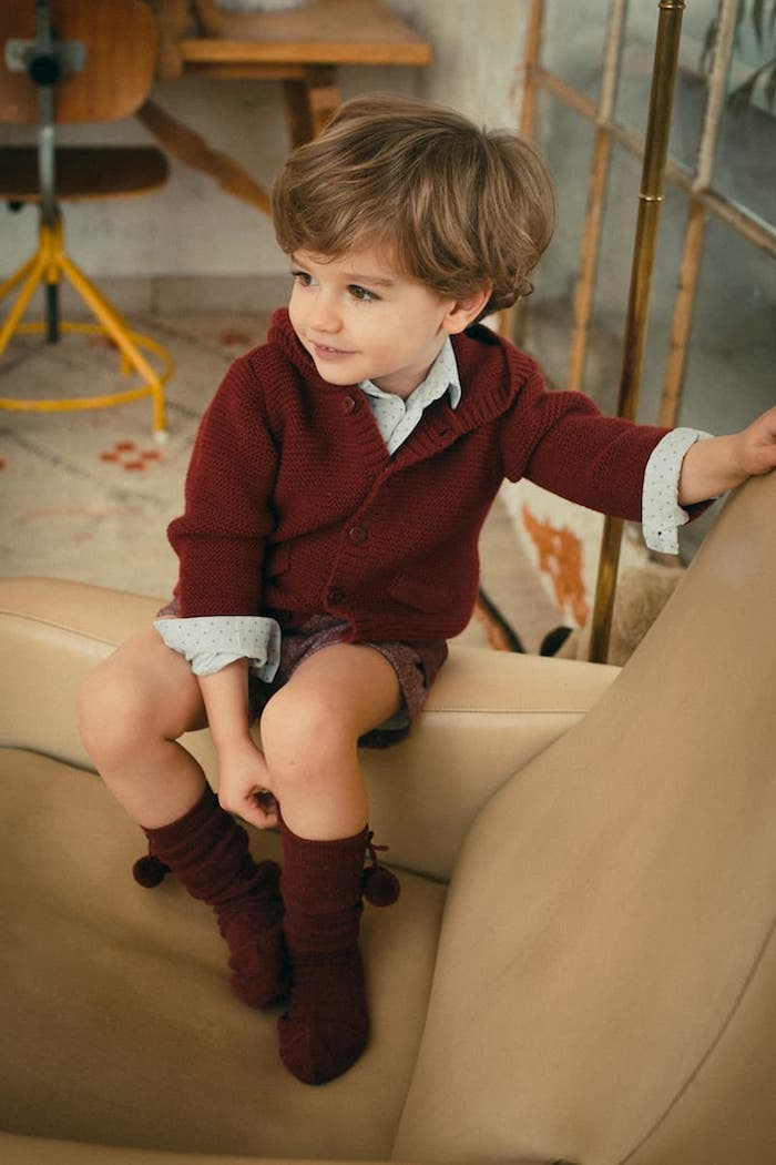 classic Spanish children's fashion brands