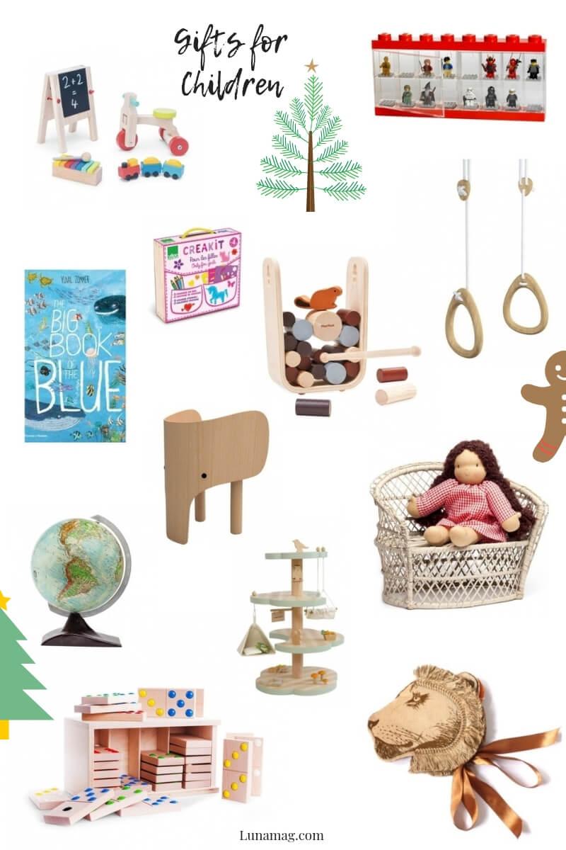 gift guide 2018 children