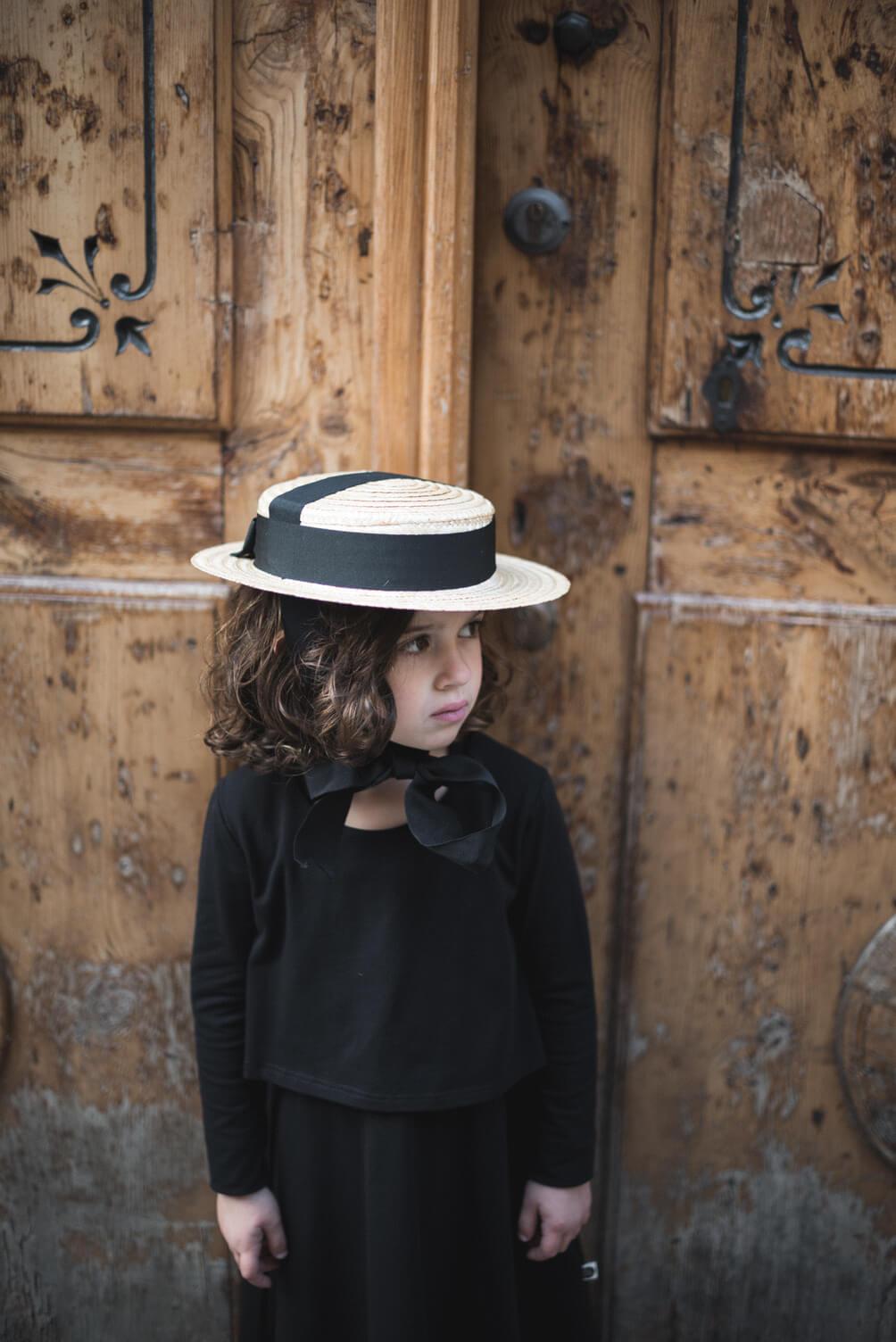 lunamag.com kids fashion editorial