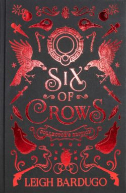 six of crows limited edition