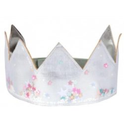sparkly dress up crown