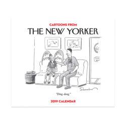 the new yorker calendar
