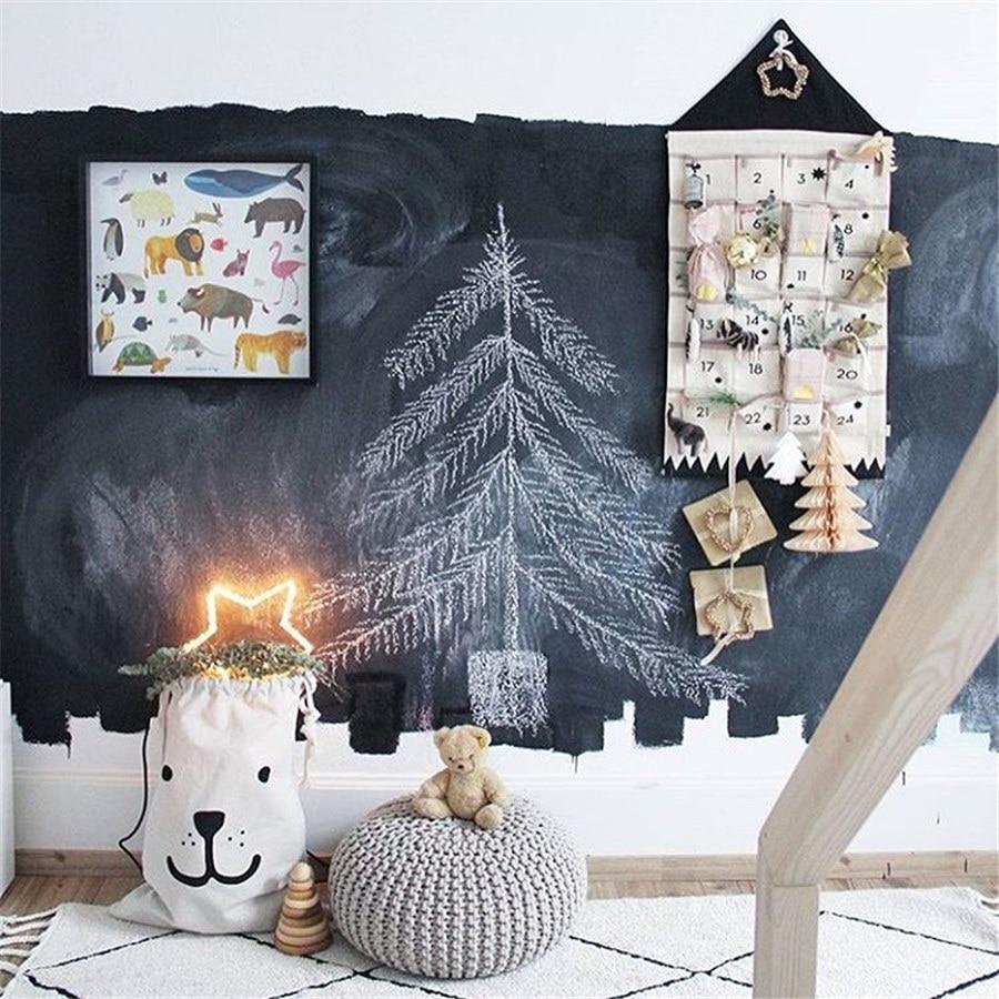 Christmas decor for children's rooms