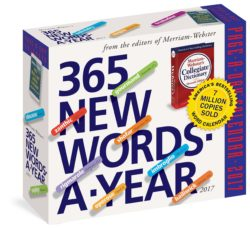 365 new words a year
