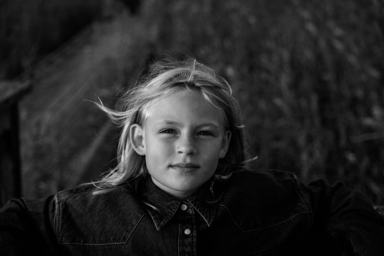 children portrait series