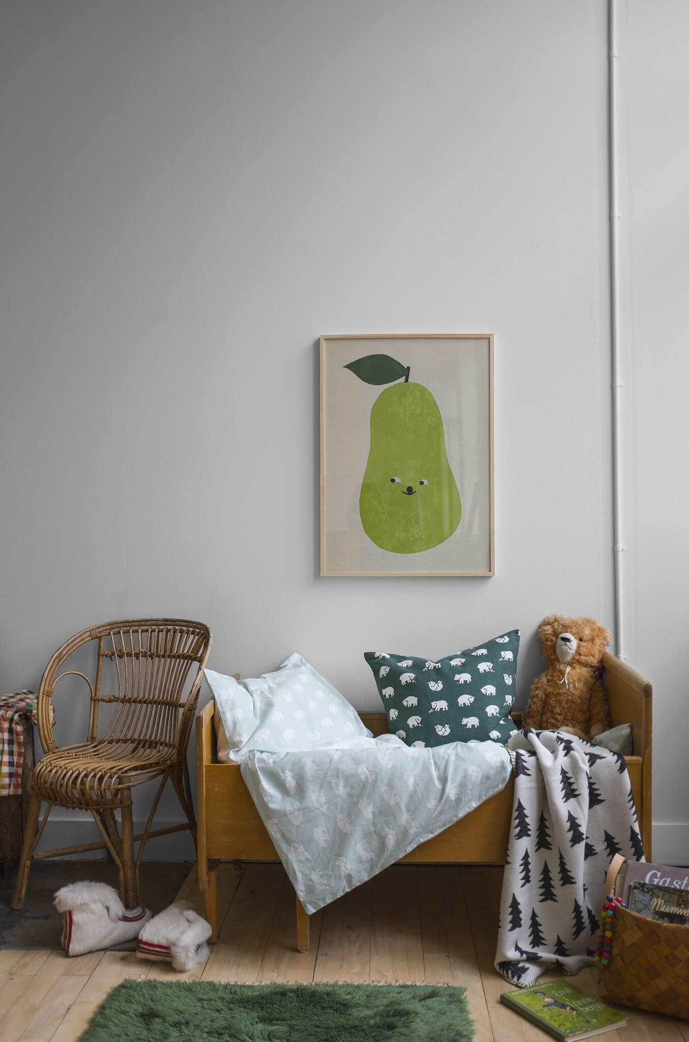 best art for kids room