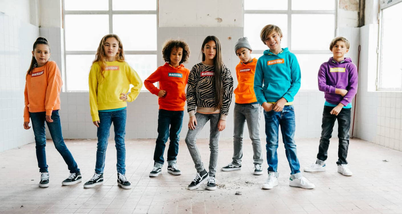 Children's Winter Trends for 2019-2020, visiting the