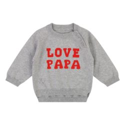 love-papa jumper