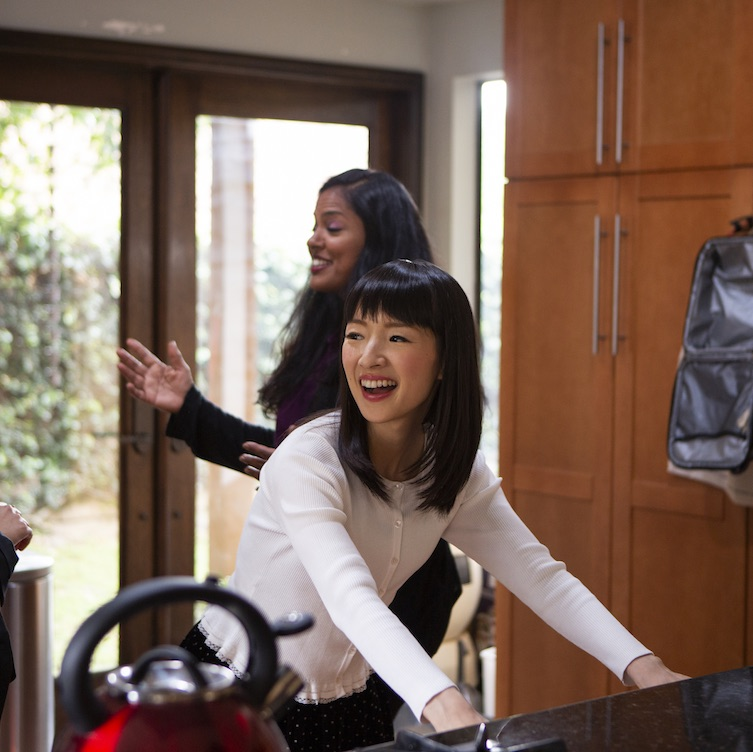 marie kondo for families
