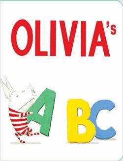 olivias abc book