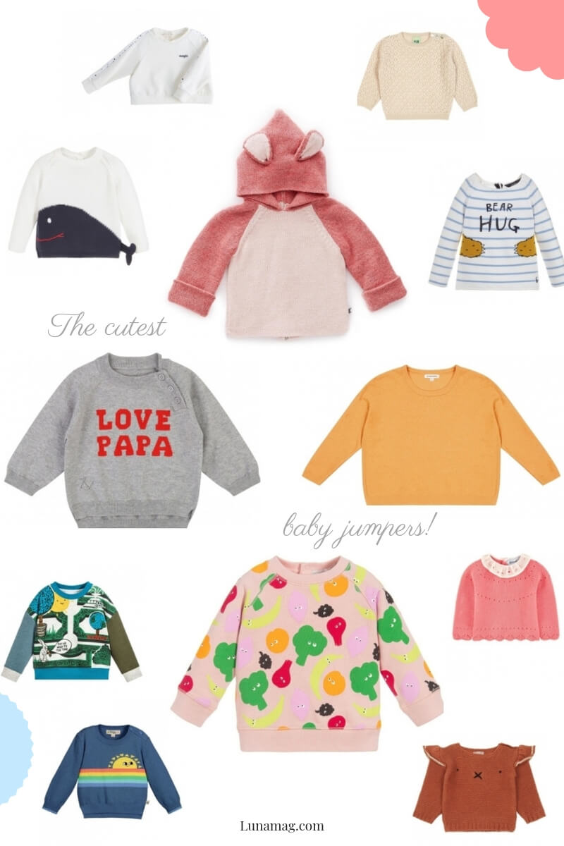 the cutest baby jumpers