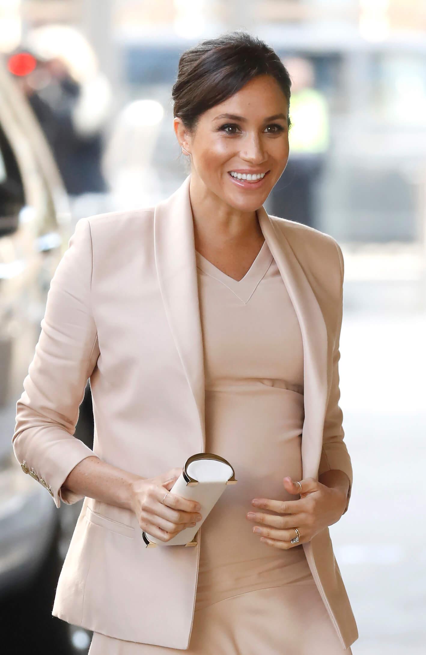Duchess Meghan's most beautiful pregnancy looks