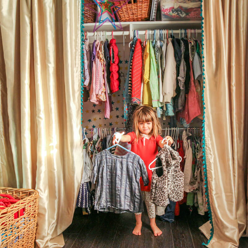 How to Transition Your Child's Wardrobe from Winter to Spring
