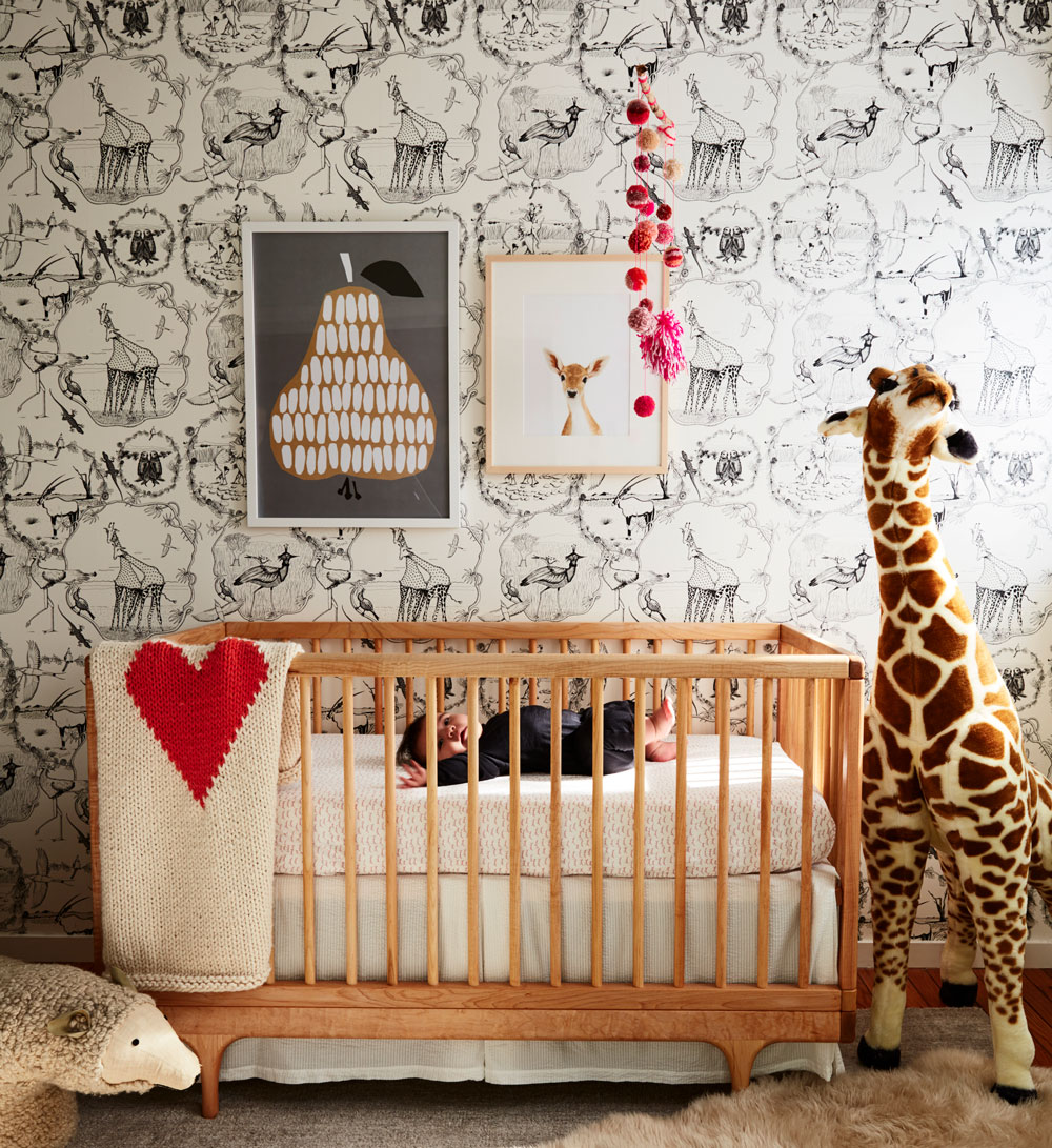 nursery inspiration from a stylist