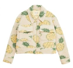 pineapple jacket fish and kids