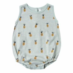 pineapple-romper