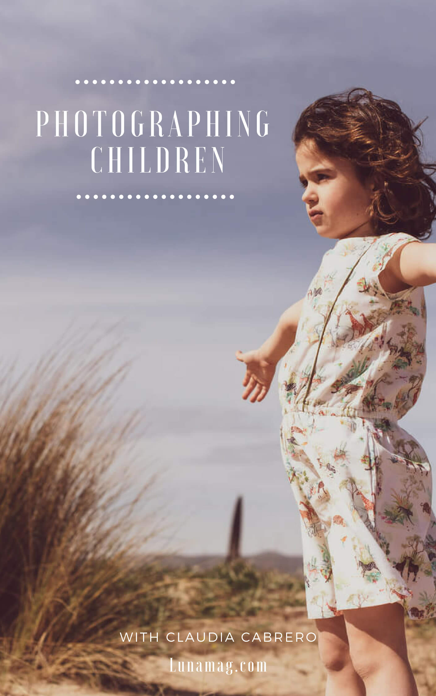 Photographing children top tips
