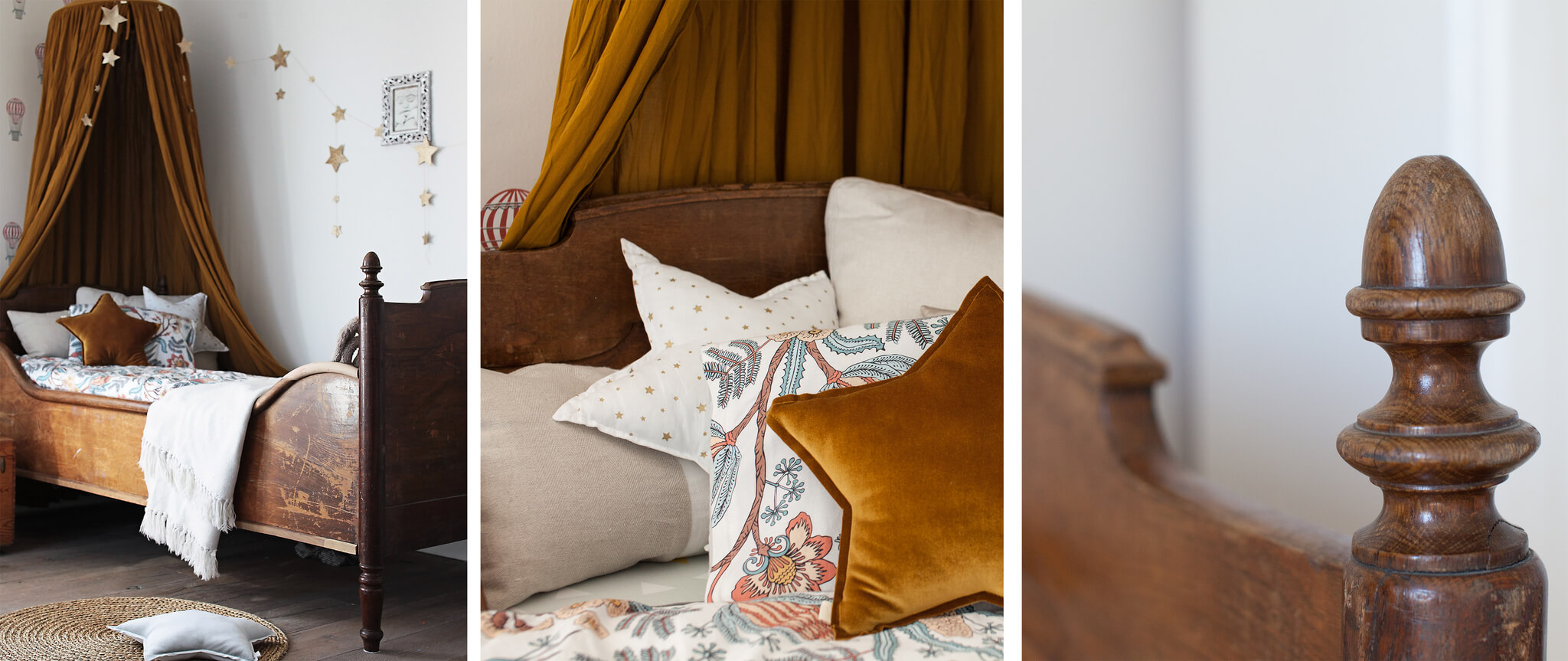 The charming Vintage room of Zofia
