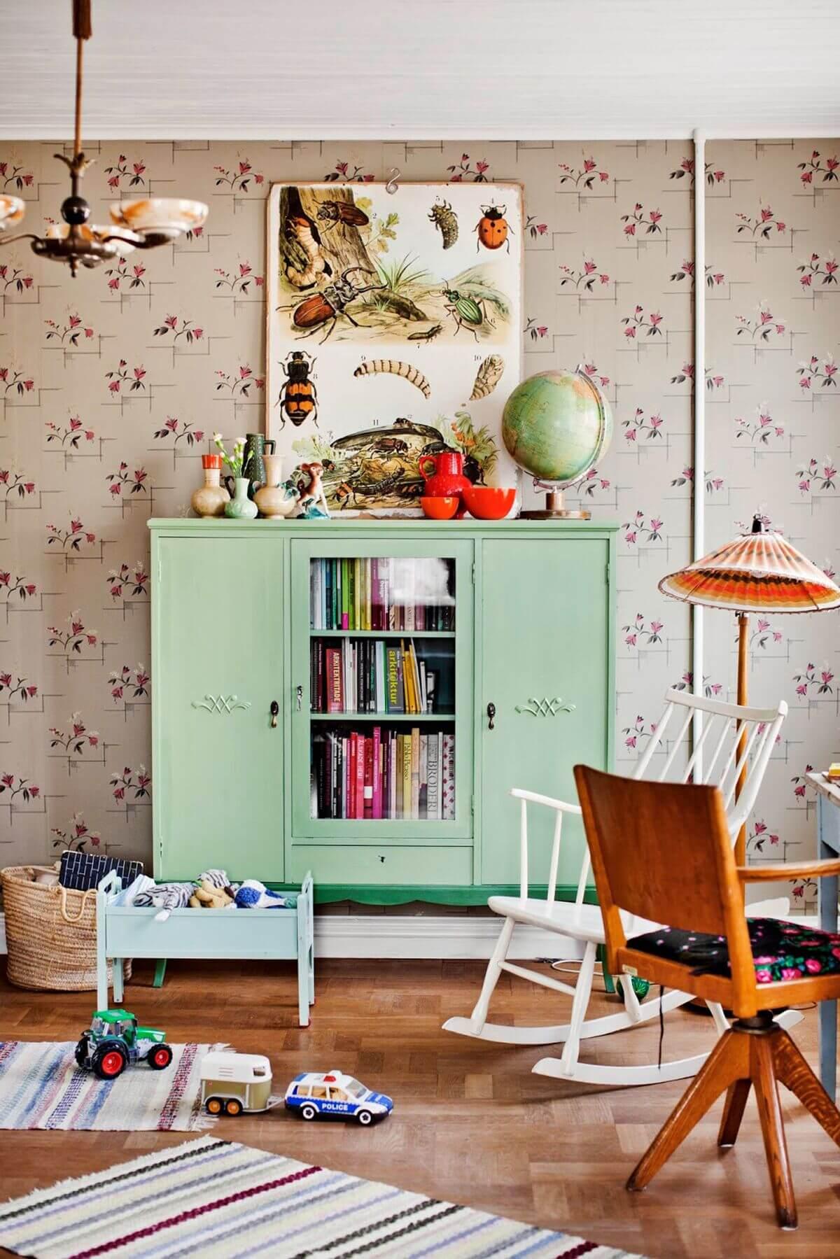 kids room makeover spring